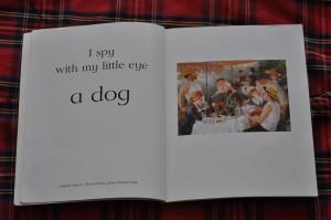 książka I spy