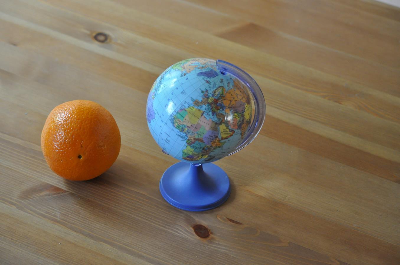 świat Pomarańcza Na Mapie Inspiracje Edukacyjne