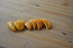 pomarańcza świat
