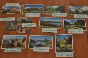 Pieniny pocztówki