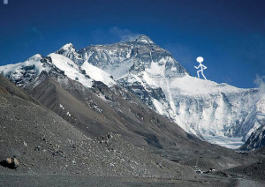 mount everest i ludek