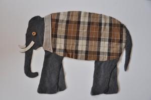 daddy elephant