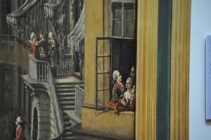 Poniatowski na obrazie Canaletta