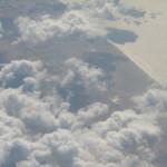 ziemia z samolotu