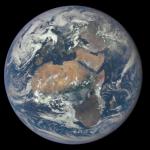 ziemia z satelity