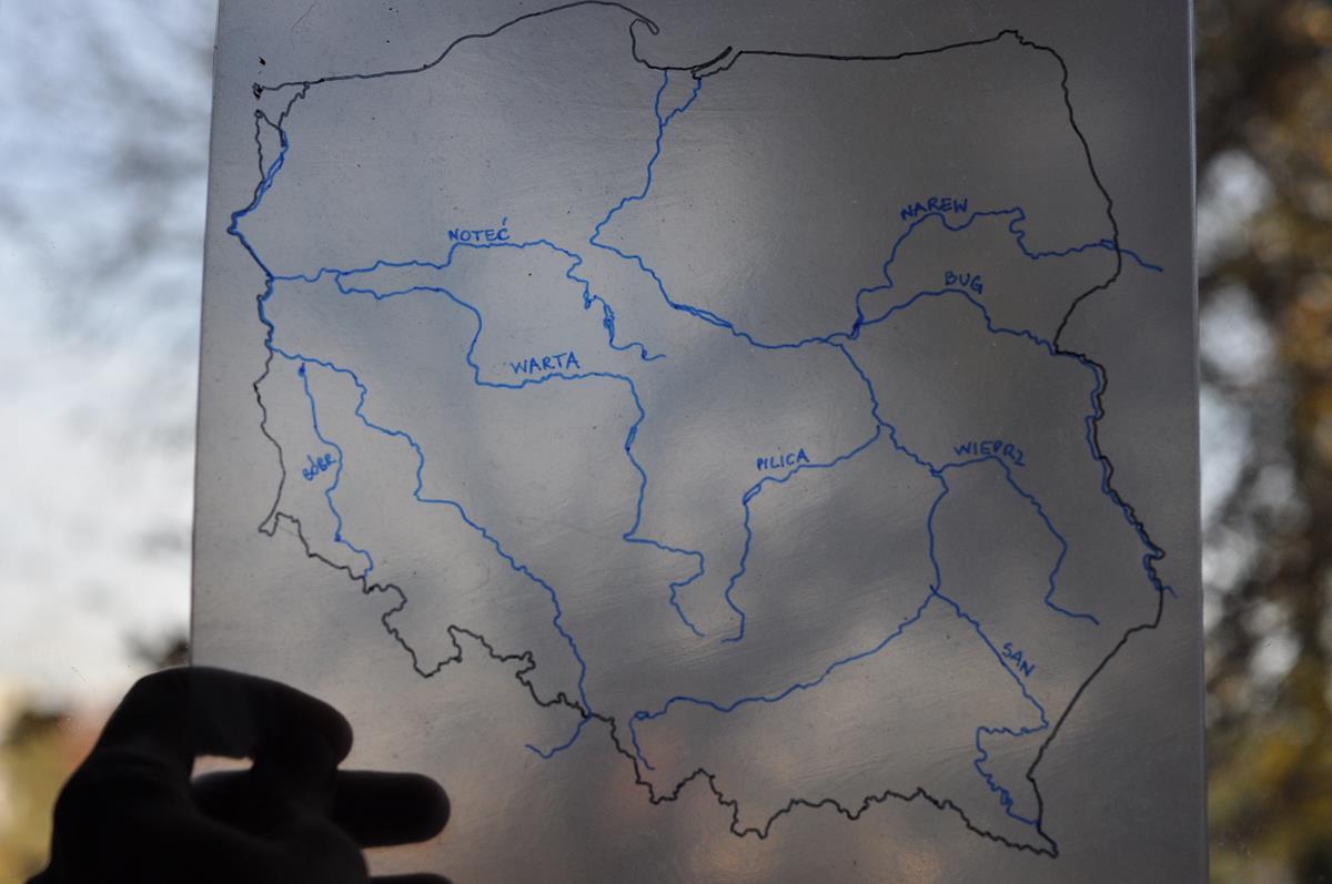 Największe rzeki Polski