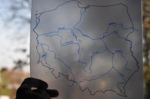 glowne rzeki Polski