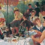 Renoir Auguste sniadanie wioslarzy