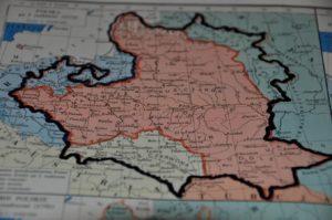 granice Polski rozbiory