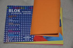 kartki z bloku a5