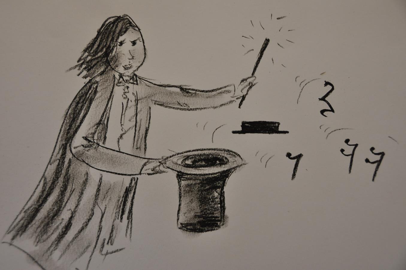 Pauzy muzyczne magika